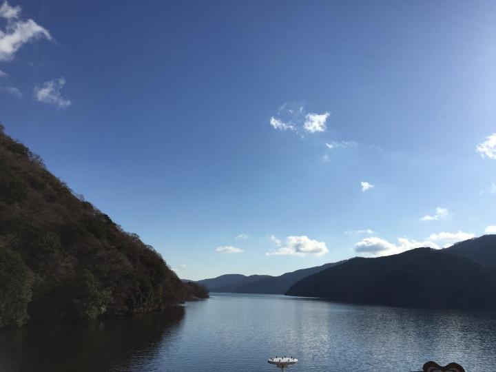 view from lake ashi (2)